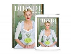 Dirndl Magazine - Frühjahr '14